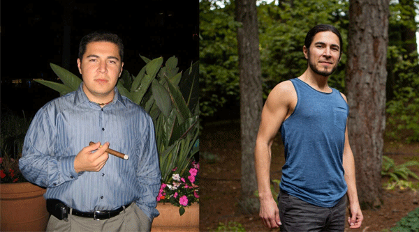 JC Donis: Before and After
