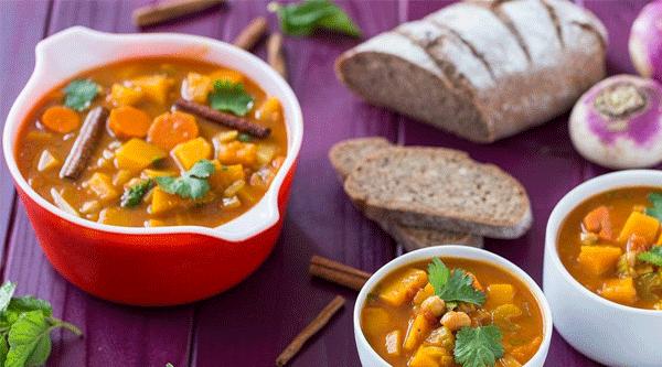 Autumn Vegetable Stew