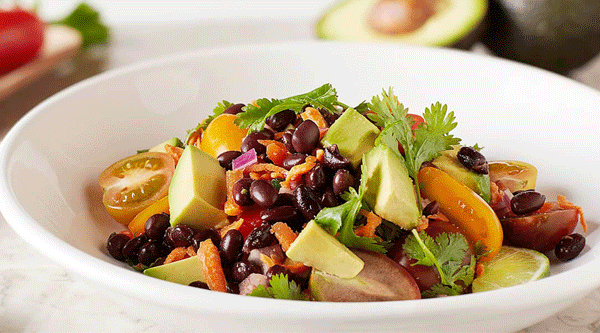 Fresca Bean Salad