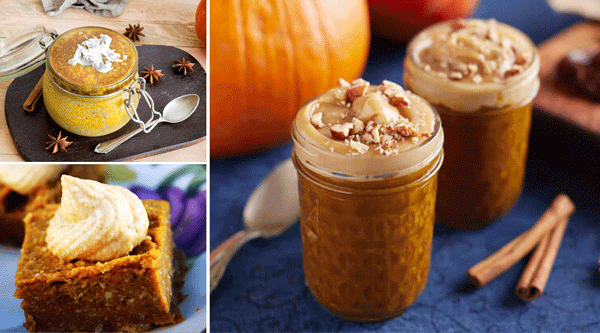 8 Incredible, Plant-Based Pumpkin Recipes