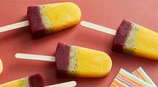 Awesome Sugar-Free Fruit Pops