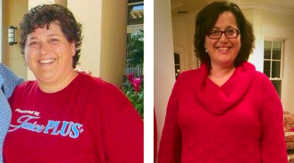 Melissa Dodd-Ruesing: Before and After